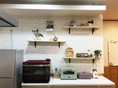 キッチン家電です。 - Cozy-Room キッチン付レンタルスペースの設備の写真
