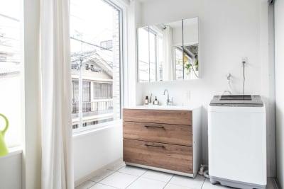 洗面台 - STUDIO AOTO スタジオBの室内の写真