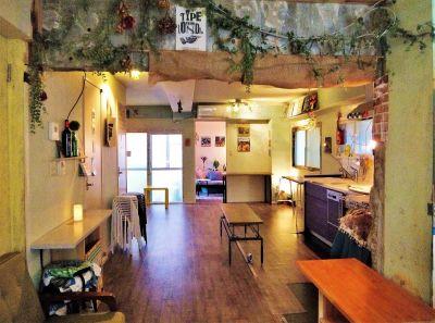 タロカリ タロカリ フロア丸ごとレンタルの室内の写真