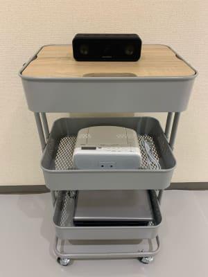 Bluetoothスピーカー CDプレーヤー - 柏レンタルスタジオ レンタルスタジオKOTAN1号店の設備の写真