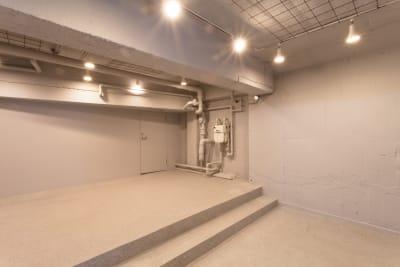 スペース下段手前から  - SOKO. 立地雰囲気最高!使い方は自由!の室内の写真