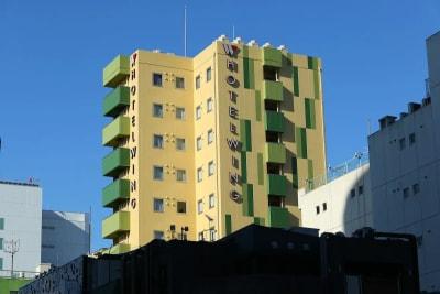 外観 - ホテルウィングセレクト名古屋栄 テレワーク用客室402号室の外観の写真