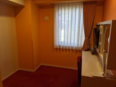 内観 - ホテルウィングセレクト名古屋栄 テレワーク用客室402号室の室内の写真