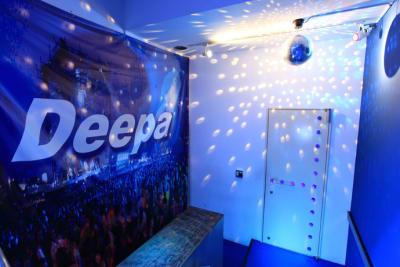 大塚Deepaの入口の写真