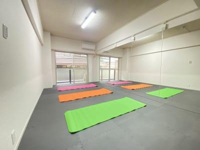 お気軽スタジオ博多spinの室内の写真