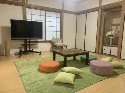 Gracias Matsudo 1F 多目的スペースの室内の写真