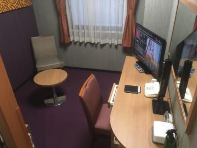 ホテルウィング名古屋 客室・リモートワーク利用の室内の写真