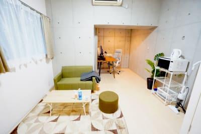 【ミニマルオフィス栄】 ミニマルオフィス栄の室内の写真