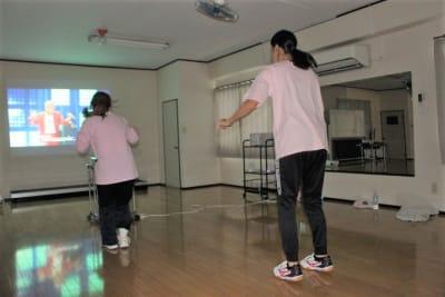 ダンス - スタジオ アンデルセン 貸スタジオの室内の写真