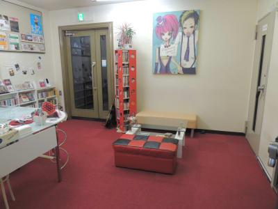 待合室 - 防音レンタルスペース レンタル撮影・収録スタジオの室内の写真