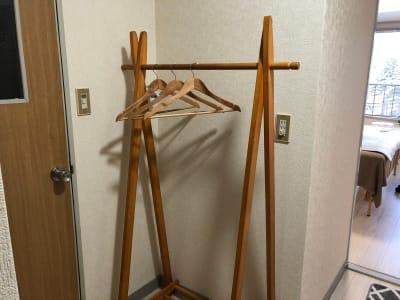 クローク - レンタルサロンrapispace ナチュラルの室内の写真