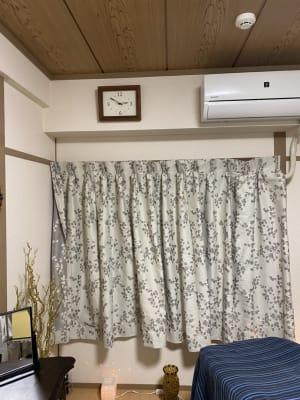 エアコン完備 - 京王八王子レンタルルーム 【貸スペース】八王子・半個室の室内の写真