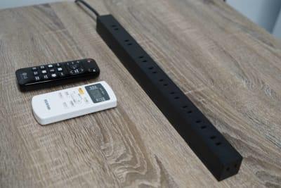 10口コンセントの電源タップがあります。 - Ray Terrace3F会議室 貸し会議室の設備の写真