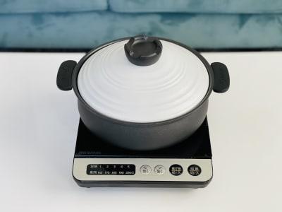 土鍋(有料オプション) - SMILE+ViVi梅田 レンタルスペース、パーティルームの設備の写真