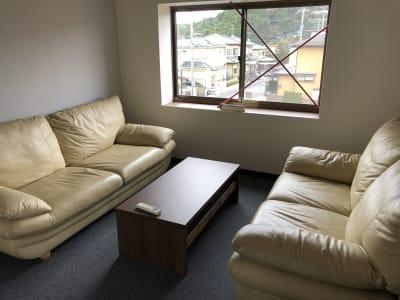 応援室 ご使用の場合は事前にお伝えください。  - やなぎ美装 2階 レンタルスペースの室内の写真