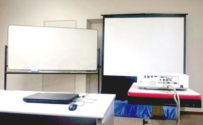 富士通オープンカレッジ武蔵小杉校 大教室・貸し教室の設備の写真