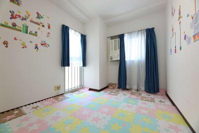 キッズルームです。多目的に利用できます。 - 名古屋の部屋 グリーンスペース名古屋の室内の写真