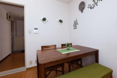 ダイニングテーブル - 名古屋の部屋 グリーンスペース名古屋の室内の写真