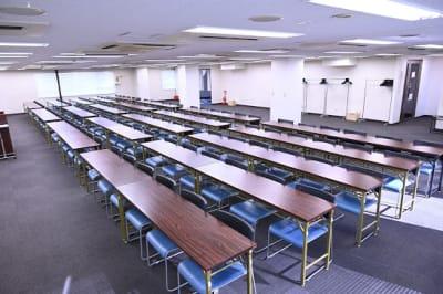 NATULUCK神保町 10階大会議室の室内の写真