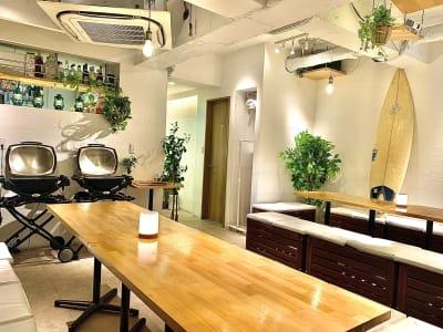 自由に部屋をカスタム♪ - 渋谷ガーデンルーム4F 渋谷ガーデンルーム4Fの室内の写真