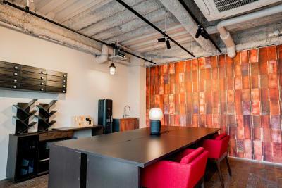 上質なプライベート会議室 Sundelighの室内の写真