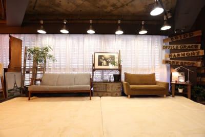 広々220㎡のコワーキングスタジオです! - 大手町スペースブリッド コワーキング撮影スタジオ の室内の写真