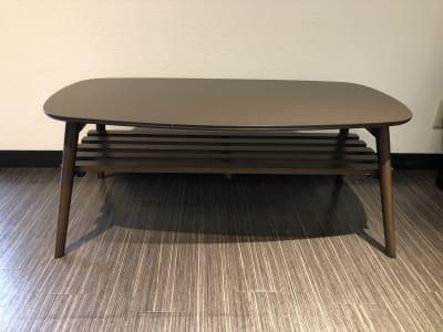 リモートワーク用に座卓 ご用意致しました。100×50×40 注文制… - レンタルスペース ハルモニア フリースペースの室内の写真