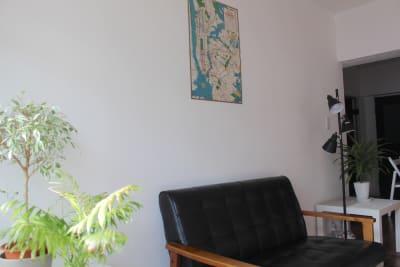 世田谷・撮影スタジオ 上町ベースの室内の写真