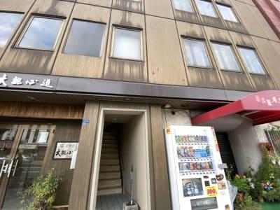 外観 - JCMGスクール 駒川中野校 音楽スタジオの室内の写真