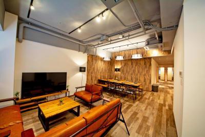 アメリカンヴィンテージスイート パーティースペースの室内の写真