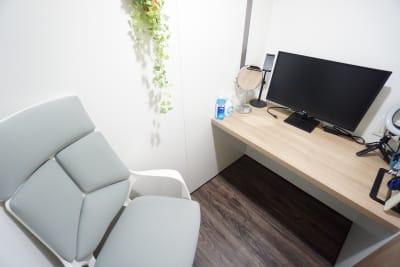 【ミニマルワークスペース上野】 ミニマルワーク上野プレミアムの室内の写真
