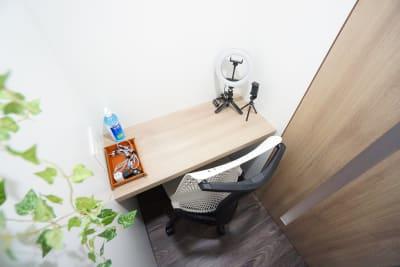 【ミニマルワークスペース上野】 ミニマルワーク上野スタンダードAの室内の写真