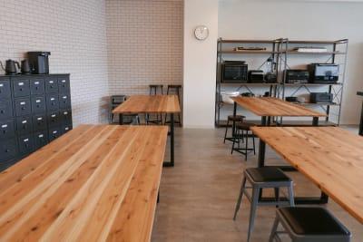 日本橋RIKYU WORKSHOP STUDIOの室内の写真