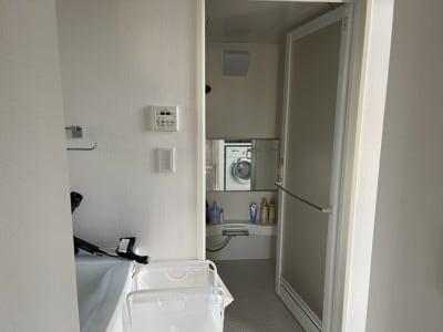 お風呂場 - パーソナルトレーニングジム インテンションの設備の写真