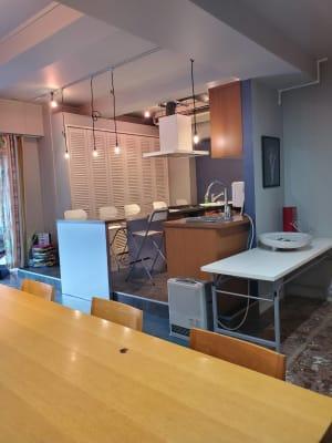 ソフィア西麻布 6名用 キッチンスペースのみ利用の室内の写真
