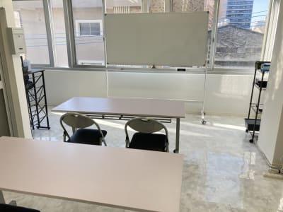 スタジオブーン久留米 (k02)24時間使える会議室の室内の写真