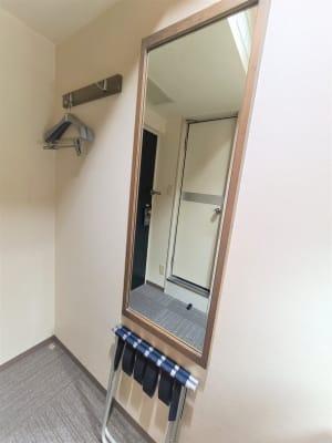 ホテルアスティア名古屋栄 テレワーク・プライベート空間Aの設備の写真