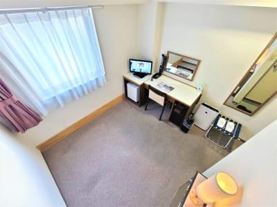 ホテルアスティア名古屋栄 テレワーク・プライベート空間Aの室内の写真