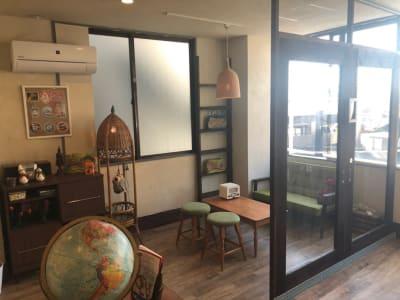 WARM PLACE ウォームプレイスの室内の写真