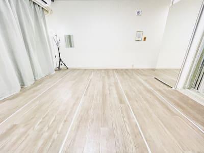 studio GYP 動画配信、撮影、ダンス、ヨガの室内の写真
