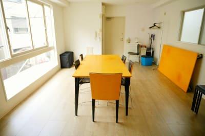 mitteレンタルスペース 会議室、撮影利用などの室内の写真