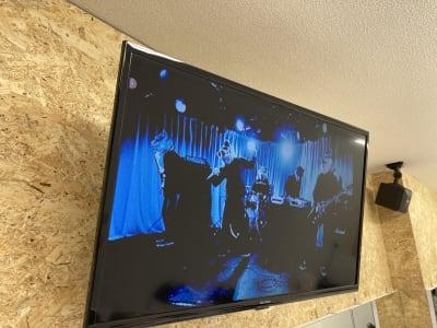 スタジオブーン久留米 (k02)24時間使える会議室の設備の写真