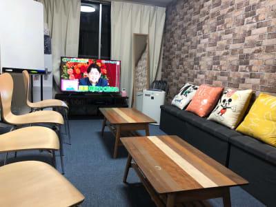 JK Room 日本橋2号店 ヨガ、ピラティス、施術マッサージの室内の写真