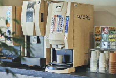 WACRÉ (ワクレ) コワーキングスペースの室内の写真