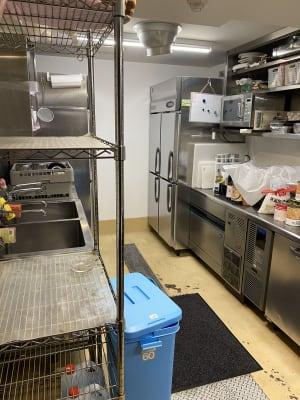 冷凍冷蔵庫、大容量 - dining speranzaの設備の写真