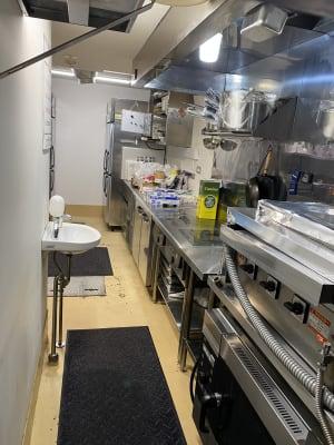 厨房 - dining speranzaの設備の写真