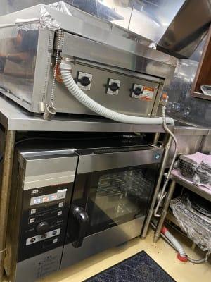 ステーキ用の焼き器 - dining speranzaの設備の写真