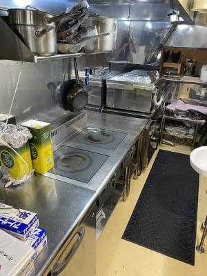 dining speranzaの設備の写真