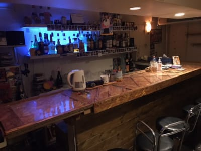 Bar Coco Palm  レンタルバーの設備の写真