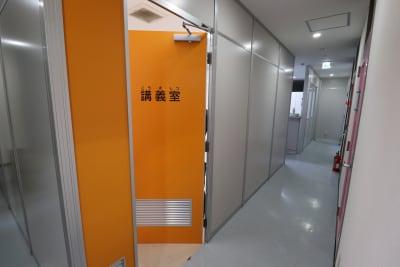 Dスタジオ入り口です。 - レンタルスタジオ・アドレ Dスタジオ 会議室の入口の写真